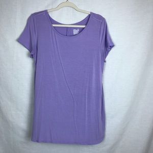 Gilligan & O'Malley nursing T-shirt lilac!